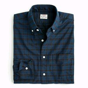 Jcrew pima cotton oxford shirt